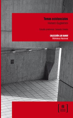 Temas Existenciales Horacio Guglielmini
