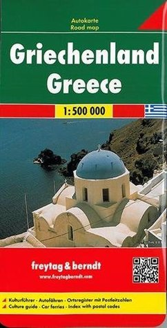 Greece  by  Freytag-Berndt und Artaria