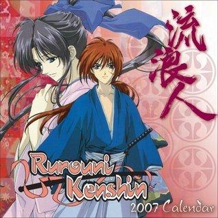 Rurouni Kenshin: 2007 Wall Calendar Nobuhiro Watsuki