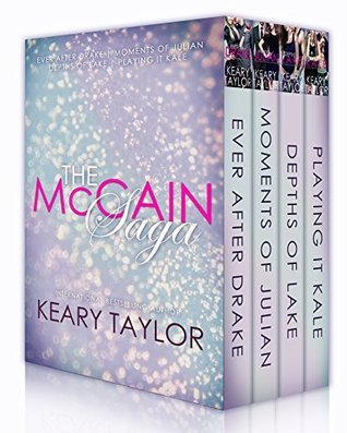 The McCain Saga: The Complete Series  by  Keary Taylor