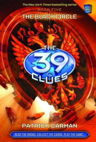 The 39 Clues #5 The Black Circle Patrick Carman