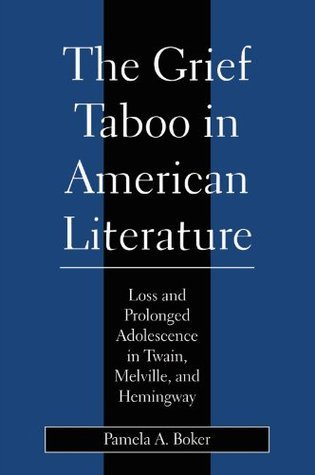 Grief Taboo in American Literature: Loss and Prolonged Adolescence in Twain, Melville, and Hemingway (Literature and Psychoanalysis, 8)  by  Pamela A. Boker