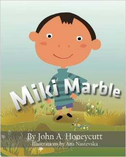 Planets: Miki Marble  by  John A.  Honeycutt