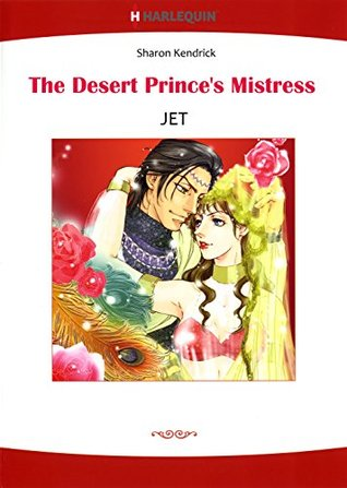 THE DESERT PRINCES MISTRESS  by  JET