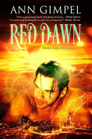 Red Dawn: Darkly Erotic Fantasy  by  Ann Gimpel