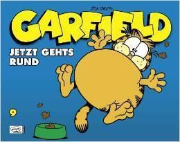 Garfield: Jetzt gehts rund (Garfield  #9) Jim Davis