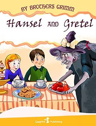 Hansel and Gretel Estela Răileanu