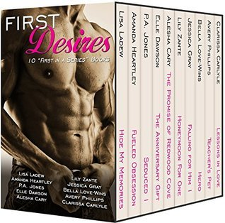 First Desires  by  Lisa Ladew
