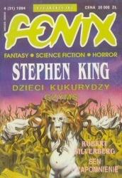 Fenix 1994 #4 (Fenix, #31) Fenix magazyn literacki