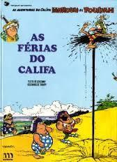As Férias do Califa  by  René Goscinny