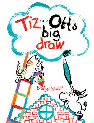 Tiz and Otts Big Draw Bridget Marzo