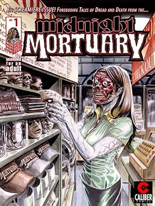 Midnight Mortuary (Graphic Novel) Mark Bloodworth