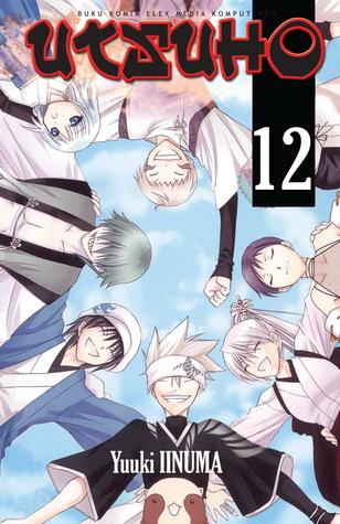 Utsuho vol. 12 (Utsuho, #12)  by  Yuki Iinuma