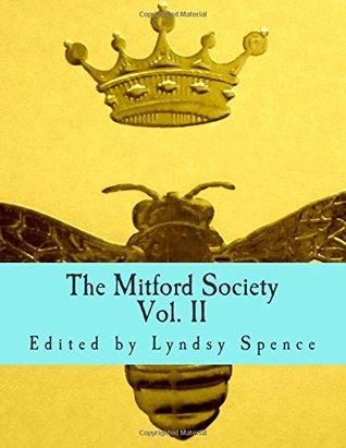 The Mitford Society (Volume 2) Lyndsy Spence