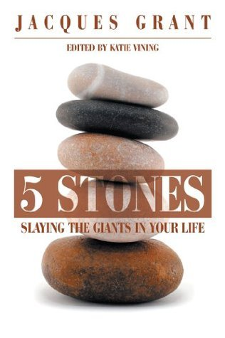 5 Stones: Slaying the Giants in your Life  by  Jacques Grant