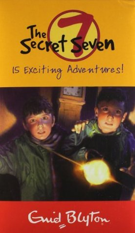 The Secret Seven: Is Exciting Adventures (Set of 15 Books)  by  Enid Blyton