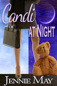 Candi at Night  by  Jennie May