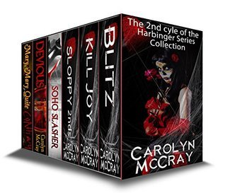 2nd Cycle of the Harbinger Series: The continuation of the #1 Hard-boiled/Police Procedural smash Plain Jane  by  Carolyn McCray