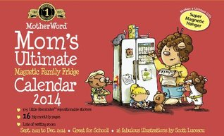 2014 For the Busy Family Moms Ultimate Calendar Mother Word Family Organizer NOT A BOOK