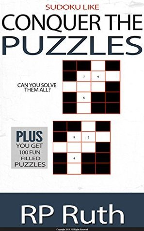 Conquer The Puzzles: How to Sharpon Your Mind  by  Playing by RP Ruth