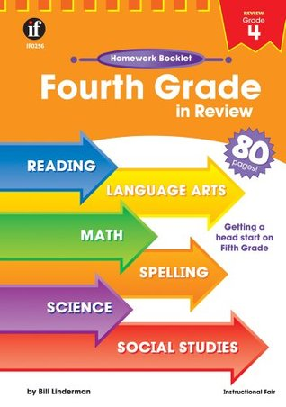 Fourth Grade in Review Homework Booklet (Homework Booklets)  by  Linda Hartley