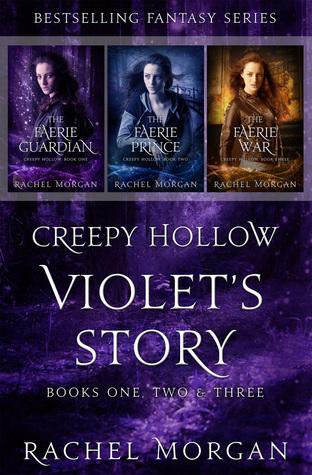 Creepy Hollow: Violets Story  by  Rachel  Morgan
