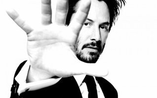 To Keanu Reeves , with Love--a fan book. (To Keanu Reeves, with Love--a fan book. Book 1) suzanne Herlihy