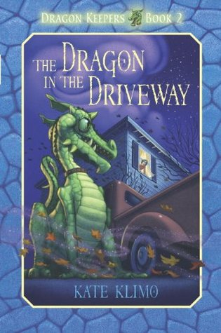 Dragon in the Sock Drawer (Dragon Keepers, #1)  by  Kate Klimo