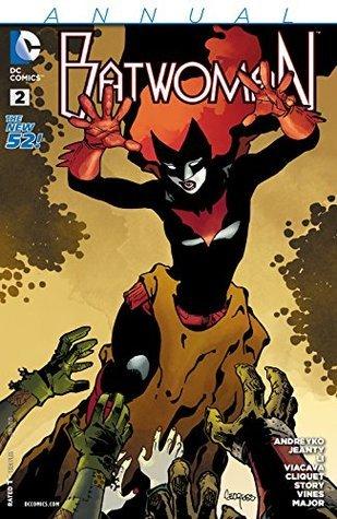 Batwoman Annual (2014-) #2 Marc Andreyko