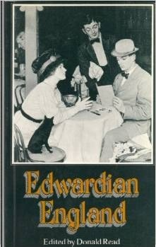 Edwardian England  by  Donald Read