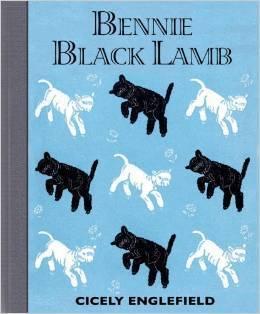 Bennie Black Lamb  by  Cicely Englefield