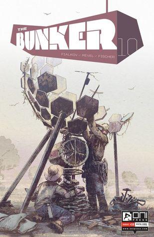 The Bunker #10 Joshua Hale Fialkov