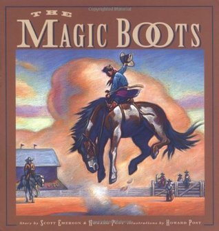 Magic Boots, The  by  Scott Emerson