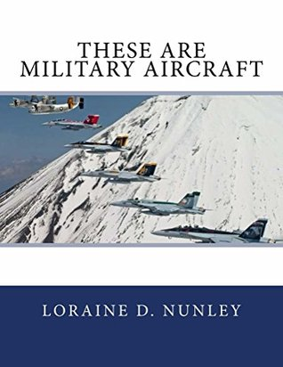 These Are Military Aircraft  by  Loraine Nunley