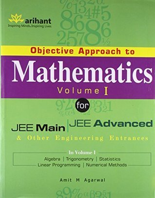 Objective Approach to Mathematics - Vol. 1  by  Amit M. Agarwal