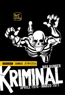 Kriminal n. 17: Aprile 1970 – Marzo 1971 Max Bunker