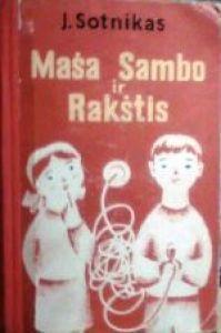 Maša Sambo ir Rakštis  by  Iuri Sotnik