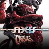AXIS: Carnage Writer: Rick Spears Artist: German Peralta