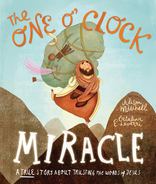 The One OClock Miracle Alison Mitchell