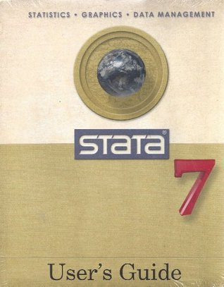 Stata Reference Users Guide- Release 7  by  Stata Press