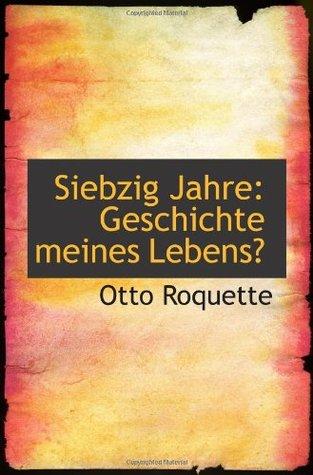 Gedichte Otto Roquette