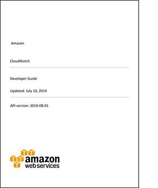 Amazon CloudWatch Developer Guide Amazon Web Services