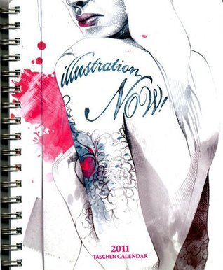 2011 Illustration Now! 3 Diary  by  Taschen