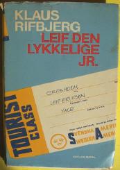 Leif den lykkelige jr. Klaus Rifbjerg