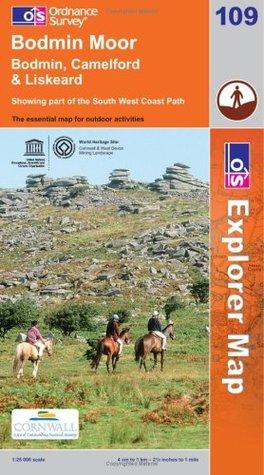 Bodmin Moor  by  Ordnance Survey