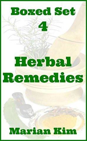 Boxed Set 4 Herbal Remedies Marian Kim