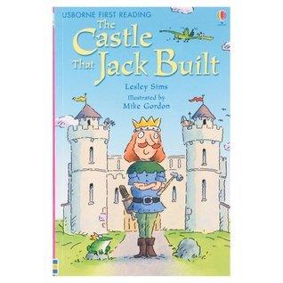The Castle That Jack Built - Level 3 Lesley Sims