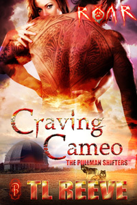 Craving Cameo (The Pullman Shifters)  by  T.L. Reeve