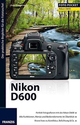 Foto Pocket Nikon D600  by  Klaus Kindermann