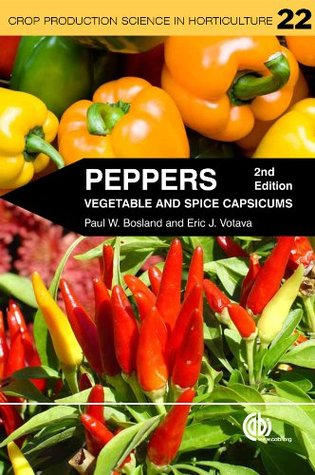 Peppers: Vegetable and Spice Capsicums: 22  by  Paul Bosland